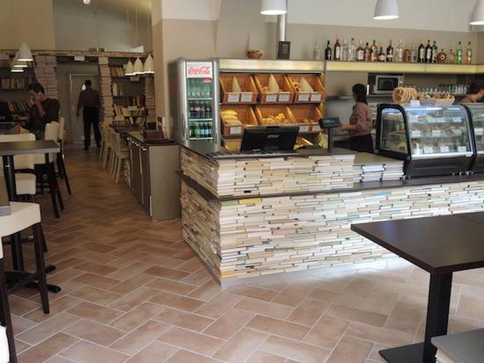 Bezprahová kavárna 1
