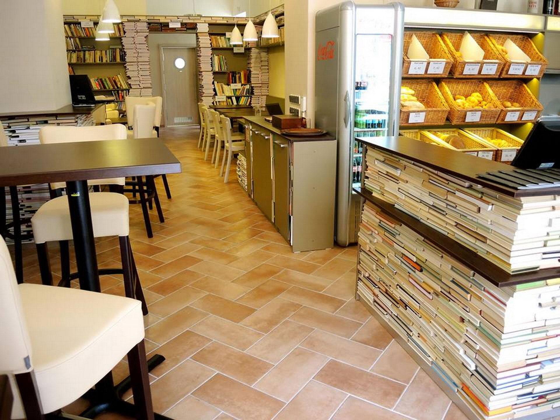 Bezprahová kavárna 2