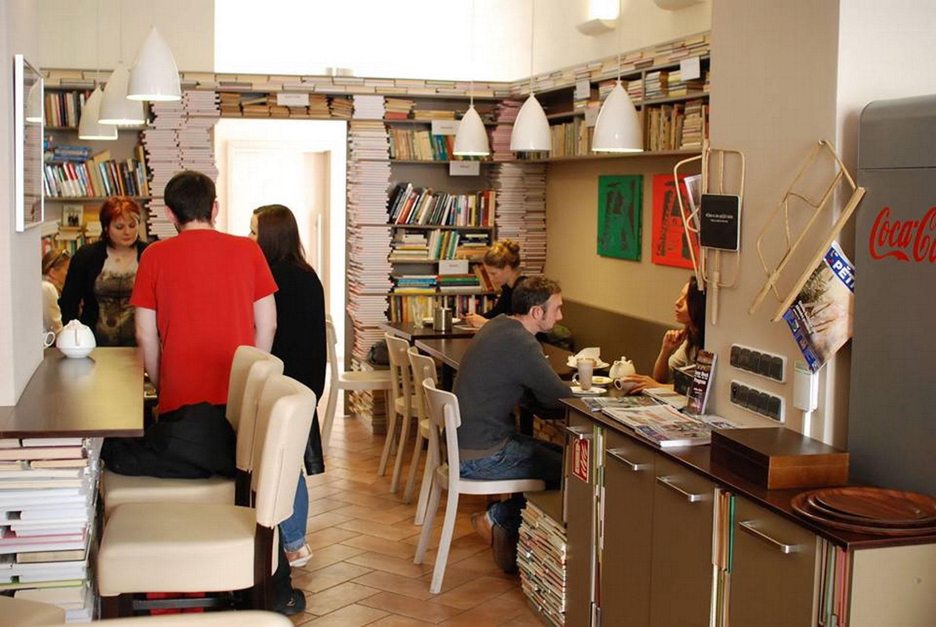 Bezprahová kavárna 4