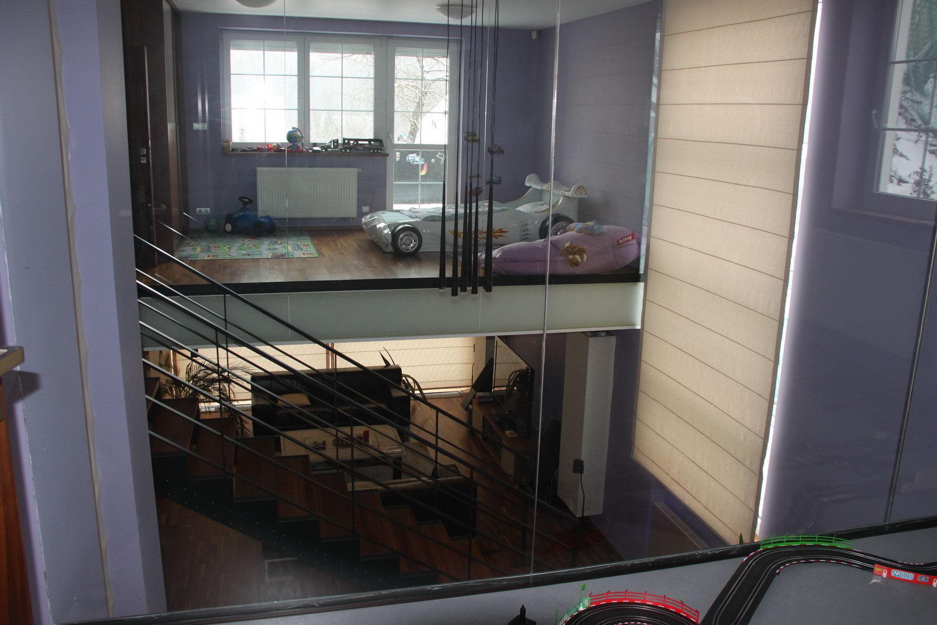 Přestavba bytového domu 3